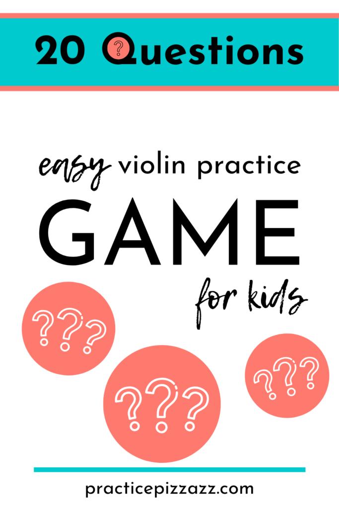 violin practice game