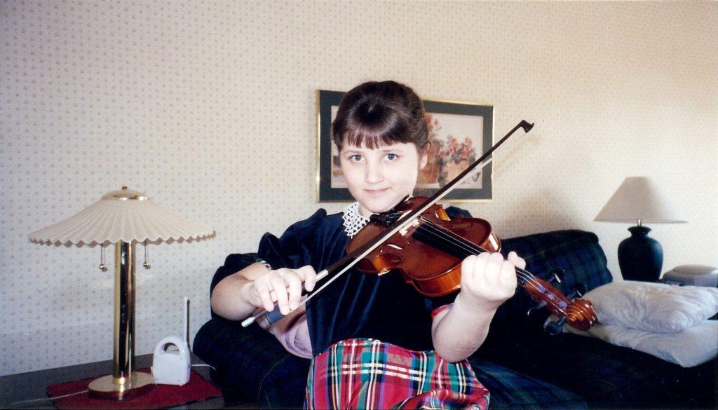 caitlin violin