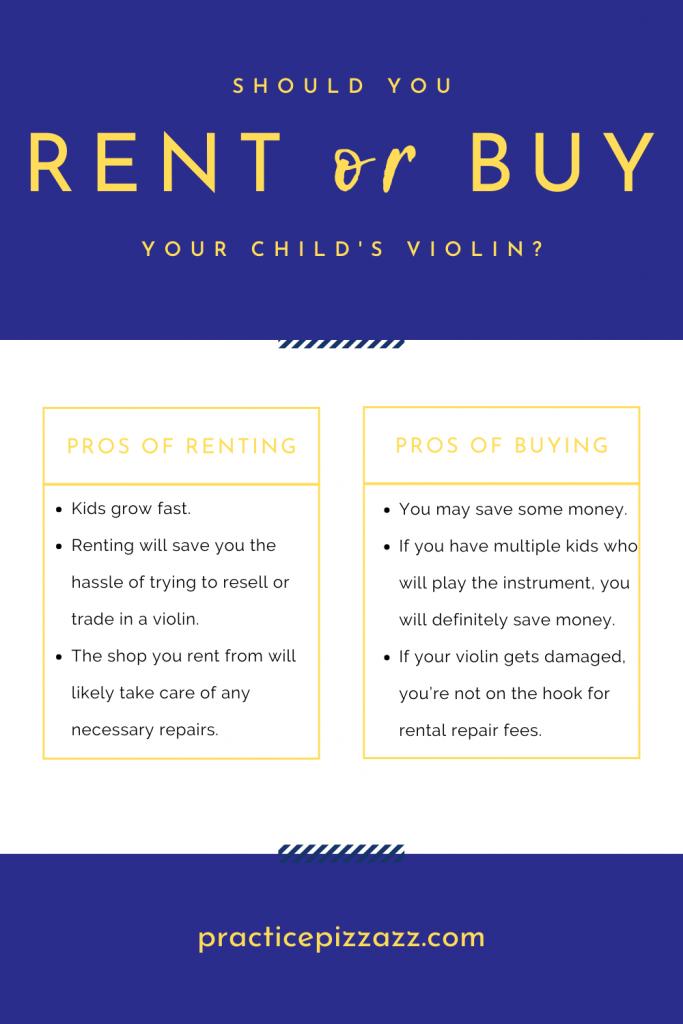 rent a violin